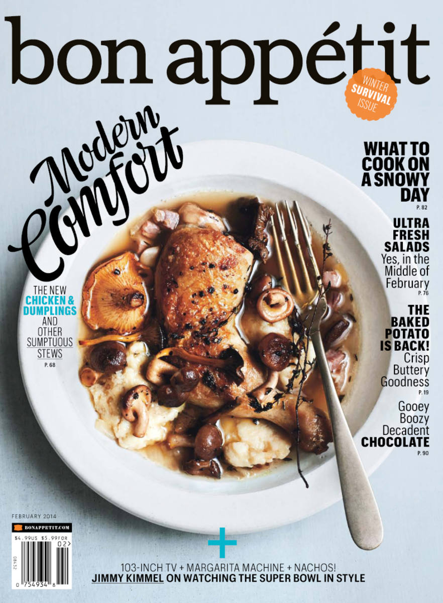 Bon Appetit Covers | susie theodorou